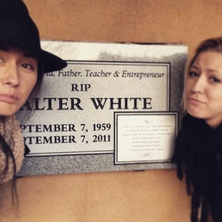 RIP Walter White.